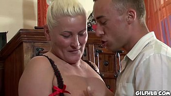 brunette and lucky the sexy guy Rough tied gang