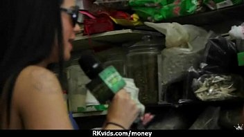 chick face fuck latina extreme some cash for Bangbus teenie anna