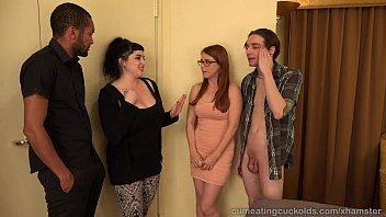black gang redhead Black female fingering themselves solo while being watched