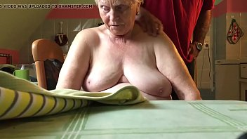 sagey tits hangin wrinkled old Girl screams daddy fucked