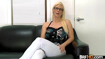 blonde kiss a secretary with linda glasses Indian brother sister incest video for download6