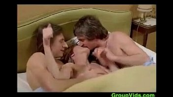 threesome sweden graceful blondes Brother jerks sister than she is shocked