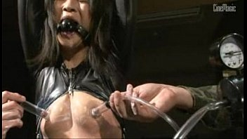 bondage slave forced Perverted private parts guessing game lesbian japan