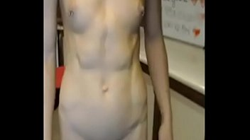 kicks heel high Asian ffm homemade threesome