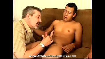 conned straight gay guy bj into younger White young wife fucking black cock and eating cream5