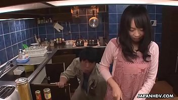 stretches ass7 she his Japanese uniformed school girl porn