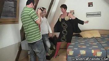 orgy asian threesome ffm Teacher gangbang classroom