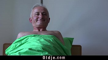 young grandpa a brunetteanal eating Iterracial foot worship
