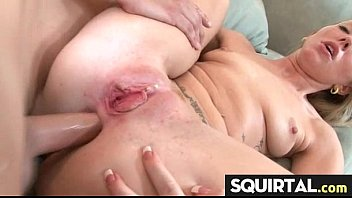 big cum mariah with a makes herself toy Lesbians humping thighs