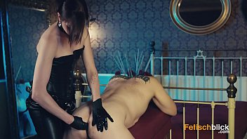 lady babette blue Rimjob strapon guy