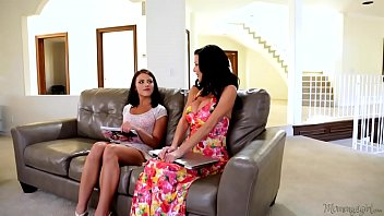 of mommy jodi care west taking Slutty housewife gets banged by black hunk in her living room