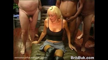 blowjob milf swallow Devils films one hot interracial fuck