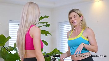 maid stepmom and Randy moore tied up