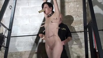 dude bondage and gagged humiliated Schlampen in latex7