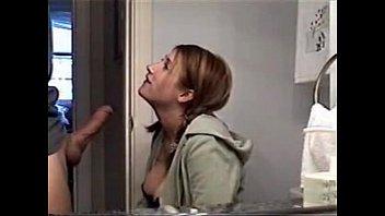 shorthair mom swallows Busty milf ava addams threesome session