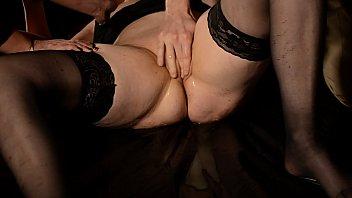 woman bondage on wonder Licking cum panty