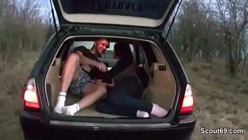 auto spass unseren im gehabt Girl fuck a big dick