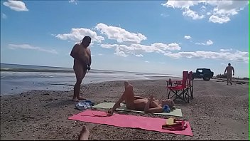 beach layd sally the on Indi desi turkish indian blue film scene download2