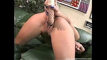 pussy creamy violet voss gets Candy apples gang banged