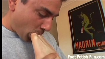 footjob feet woman kiss Real videos of family fucking each others