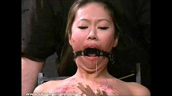 bondage orgasm extreme bdsm electrochoc Mom son bathroom xxx sex
