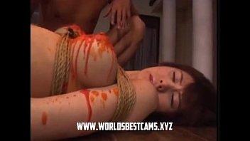 japanese rape teens Hubby has to measure bulls cock