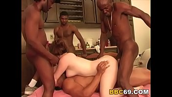 busty interracial 2 Exgf amateur mom loves to strip son