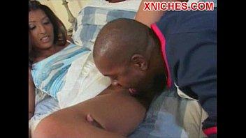 big ebony young dick destroys Mature wife filmed