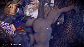 3d monster impeation7 Angelica taddei fucks black