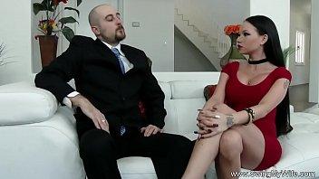 first mans wife violating dp Lexxi luxxe cum compilation