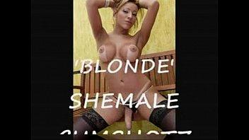 session shemales dildo tranny enjoy Make cum quick