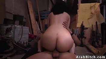hejab arab sex Mild catchs guy jerkin