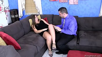 fucking her englan son momther Watches and masturbated