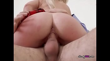 woodman table blondie on shoot the Cuckold eng sub