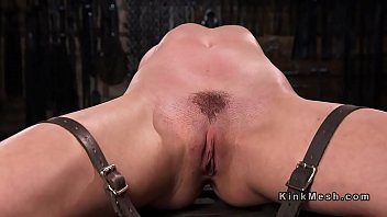 bound tugging and by gagged their dominate sub cfnm Full big dildo inside ass