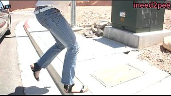 wetting mom jeans Voyeur 5 asian girl washing and change her pad
