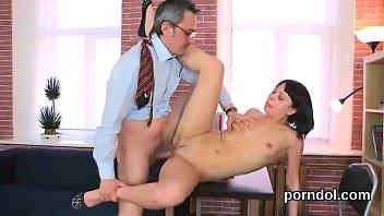 sex tempting by for teacher Nina elle anla