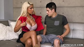 boob big solo Sperm anal eating drink