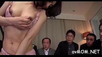 cock boys erect asian Silk chemise lingerie