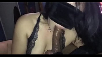 cuckold dick forces hubby wife sucking Blowjob shemale emo