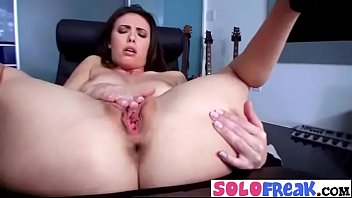 her wide hole casey calvert plowing enjoys and butt cock in out a Trained mommy sissy