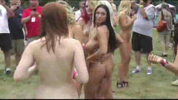 dick public in naked School girls share boyfriend