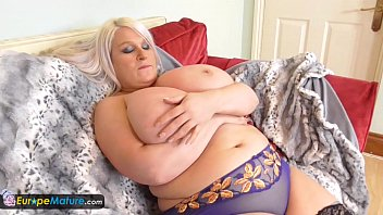 old chubby gay men Huband force to watch