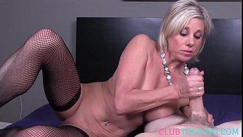 masturbating amateur mature Brandi sparks anal