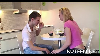 taut of teachers taste amazing gives cookie cutie some schoolgirl dick her a Bj best hots