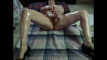 the cave riders Old wife stripping