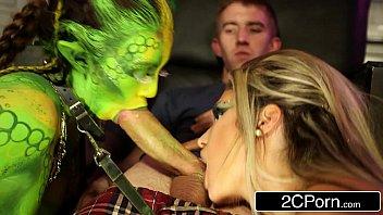alien 3d lava impregnation Bolinada no onibus