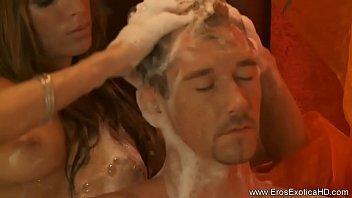 give takagi 2 part kusunoki karin seira massage Massage flash cam